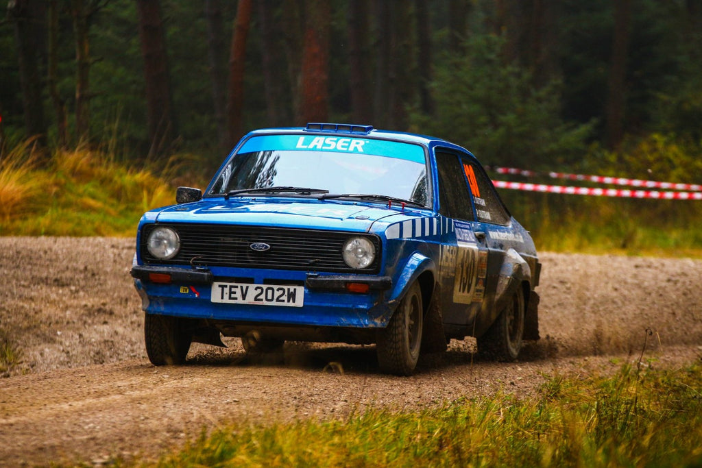 Rally Report MEM Malton Forest Rally 2019