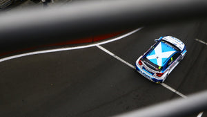 Moffat the overtaking master in BTCC season opener