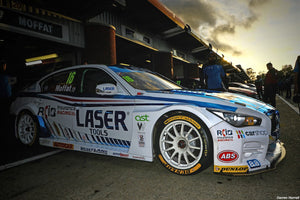 Aiden Moffat ends Touring Car season with consistent weekend