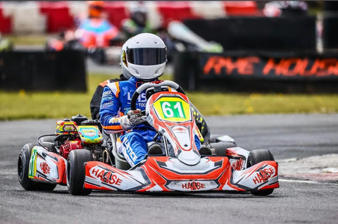 Cody Eustice at Rye House Raceway