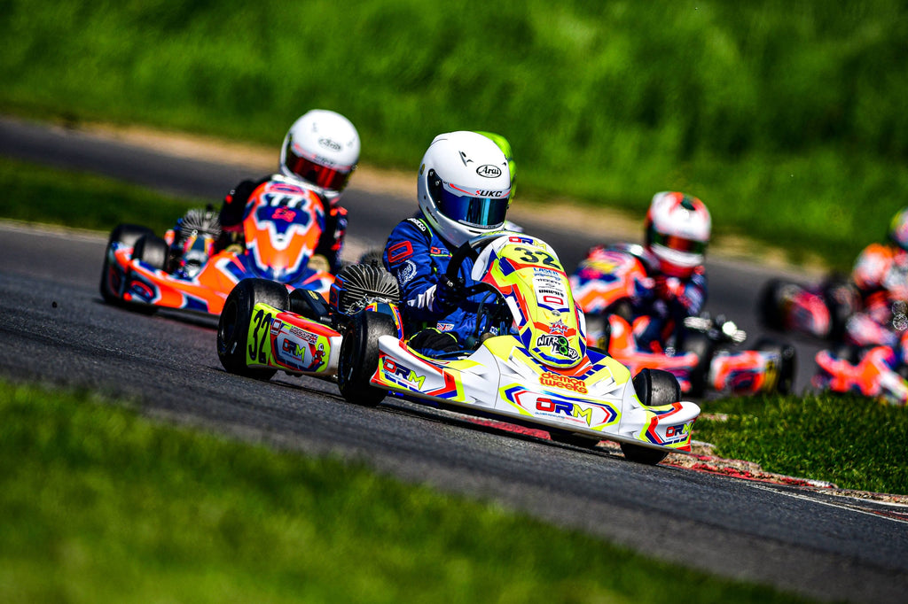 Jacob Ashcroft Racing @ Whilton Mill in Ultimate Karting Championship