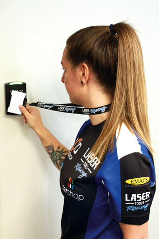 Laser Tools Racing Lanyard