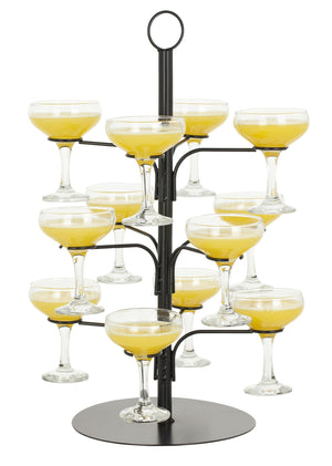 Cocktail Glass Tree