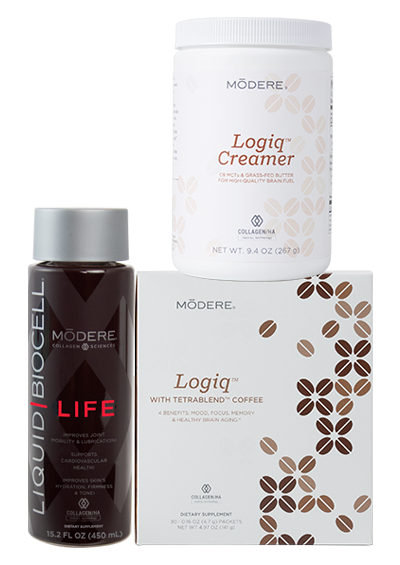 MODERE LOGIQ™ + LIFE COLLECTION