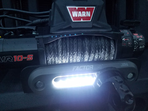 Winch Safe By Badge Glow