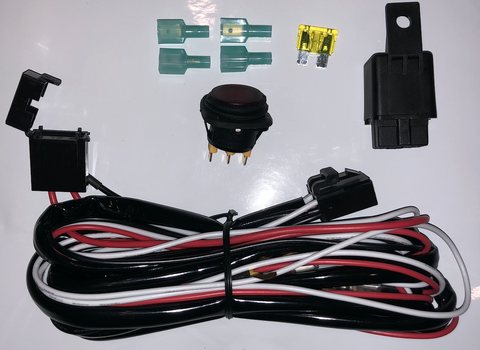 Dual Connection Wiring Harness