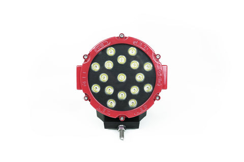 "7"" Round High Output Light POD"