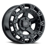 Black Rhino Cinco Gloss Black with Stainless Bolts