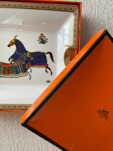 HERMES Jewellery / Cigar Tray