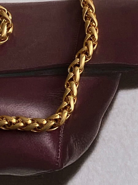 OROTON 1970 Gold Plated Chain Necklace