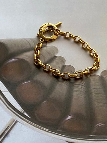 OROTON Gold Plated Chain Bracelet
