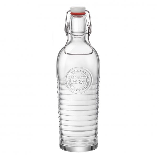 Bottle - 1200ml (5.40621), Officina1825, Clear
