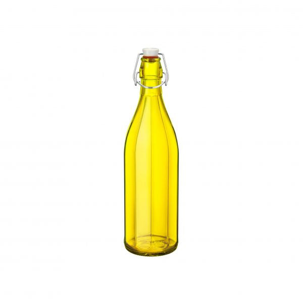 Oxford Bottle with Top - 1.0L, Yellow