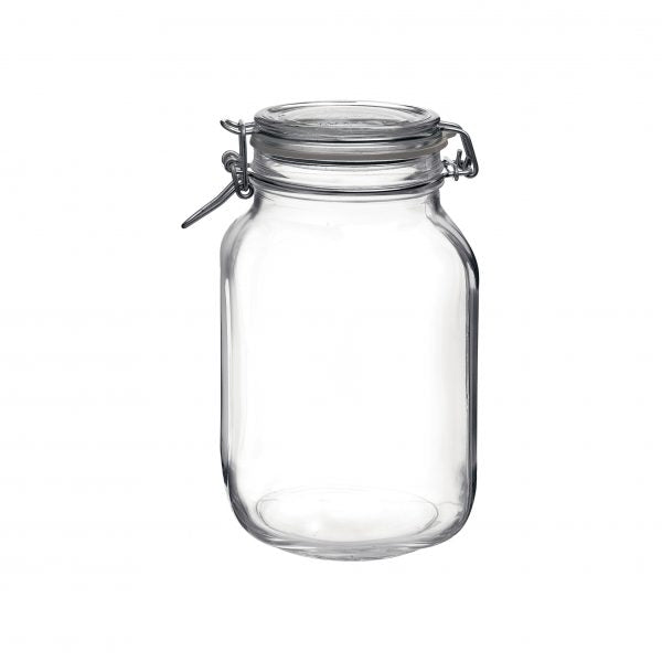 Fido Jar with Clear Lid - 2.13L