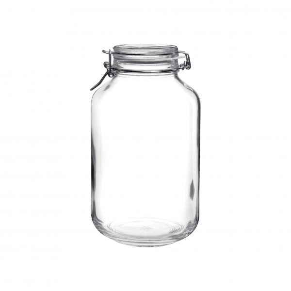 Fido Jar with Clear Lid - 4.06L