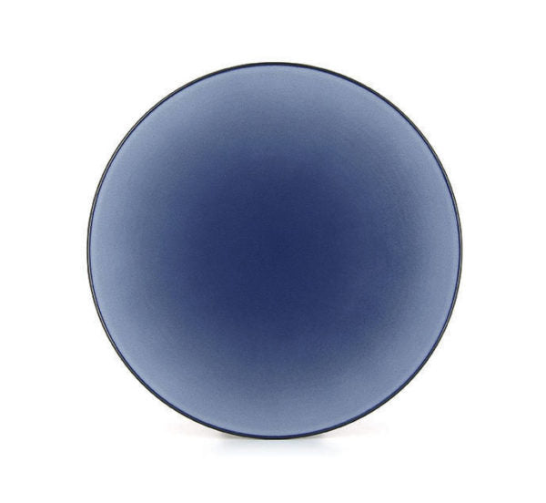 Dinner Plate - 280x33mm, Equinoxe, Citrus Blue