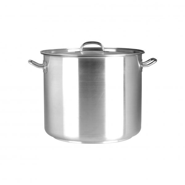 Elite Stockpot With Lid - 36.5Lt, 360x360mm