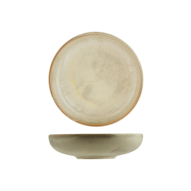 Round Bowl - 192mm, Earthy, Chic