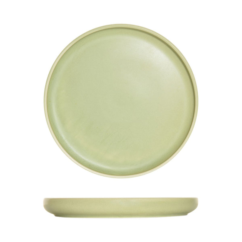 Stackable Round Plate - 260mm, Lush