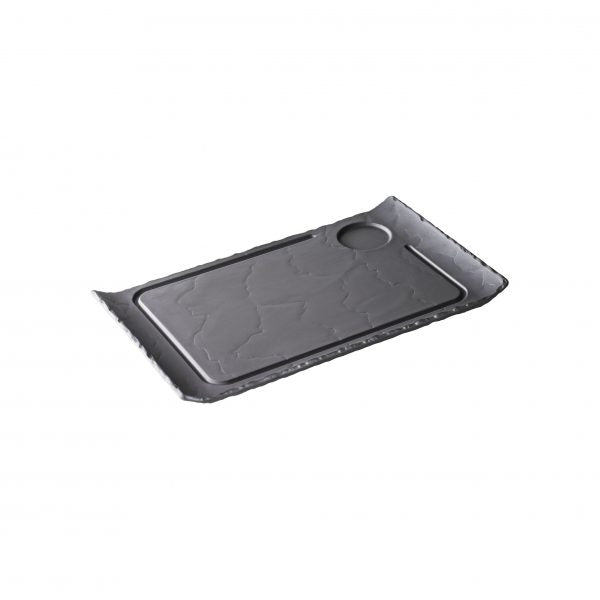 Basalt Steak Plate - 390x240mm