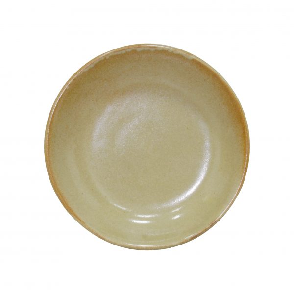 Round Pasta-Soup Plate - 210mm, Rolled Edge, Flame