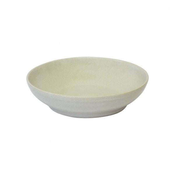 Round Bowl - 230x55mm, Flared, Artistica, Sand
