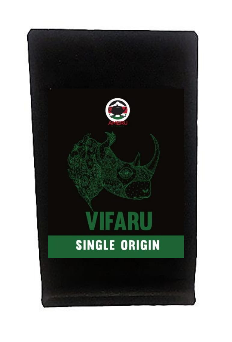 "Ameru Single Origin PB ""Vifaru"" - Roasted coffee beans, 250gr"