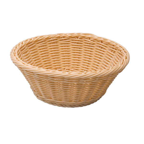 Bread Basket - Hd Pp, Round, 230 x 90mm