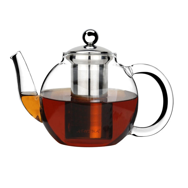 Glass Teapot with Infuser - 600mL