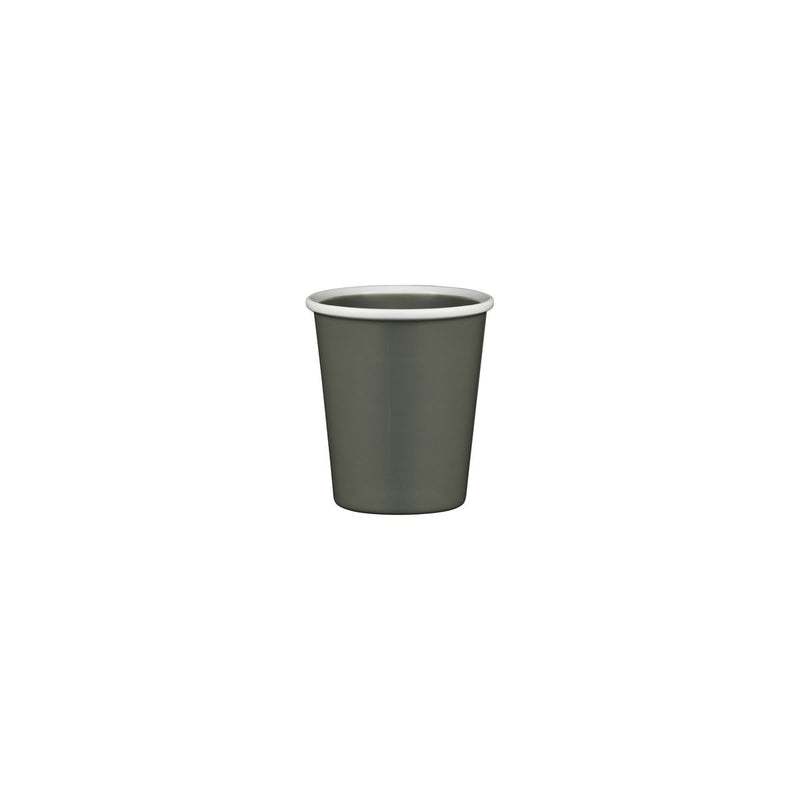 Cup, 295ml, Melamine - Grey & White