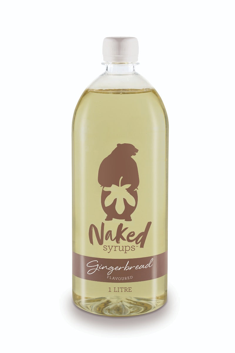 Naked Soda Flavouring - Gingerbread,  1lt
