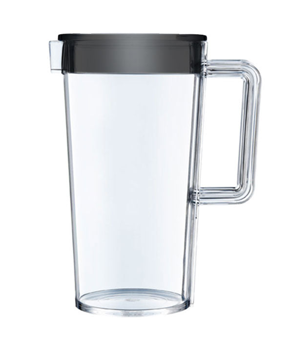 Palm Unbreakable Jug and Black Lid 1.3Lt