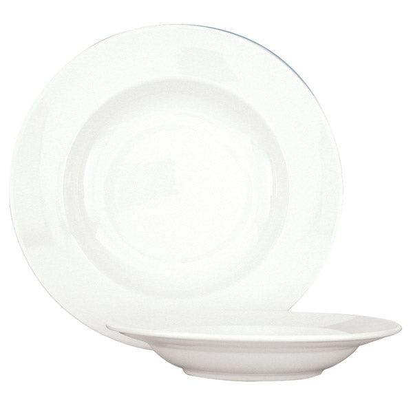 Pasta Bowl-Plate - Wide Rim, 230mm