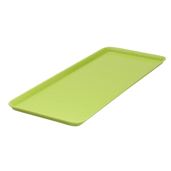 Rect. Sandwich - Lime, 390 x 150mm