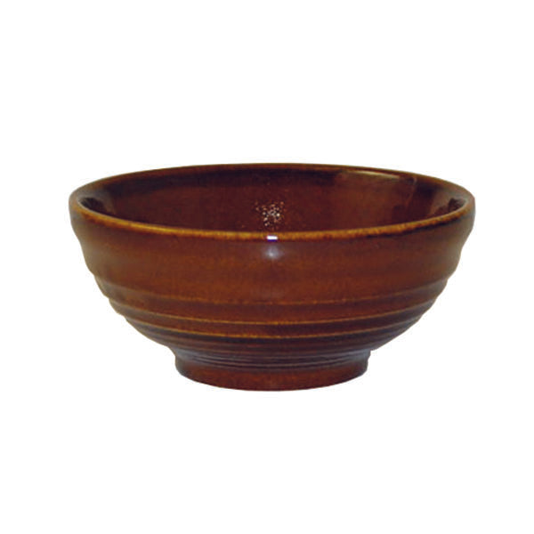 Ripple Bowl - 107ml, Cinnamon, Bit on the side