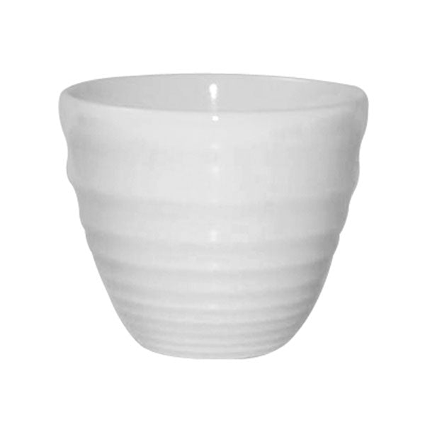 Ripple Chip Mug - 280ml, White, Bit On The Side