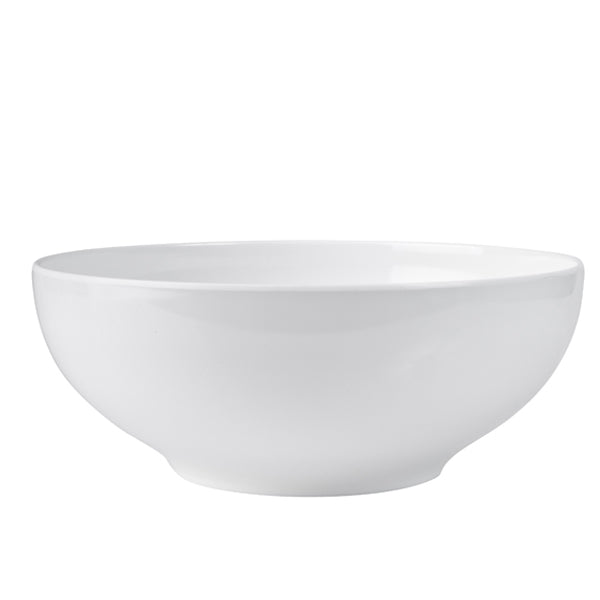 Round Bowl - White, 360mm