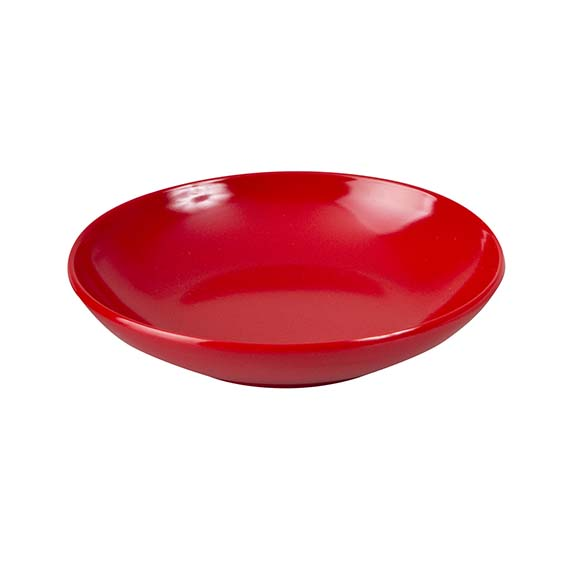 Sauce Dish - Red, 95mm