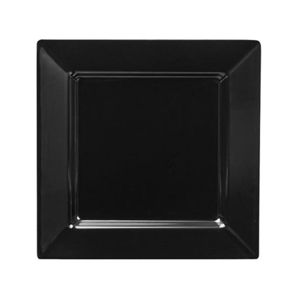 Square Platter - 400 x 400mm Black
