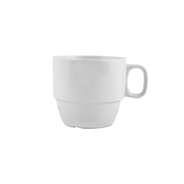 Stackable Cup - White, 250ml