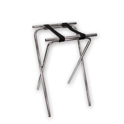 Tray Stand - Folding, Black, 480 x 440 x 770mm