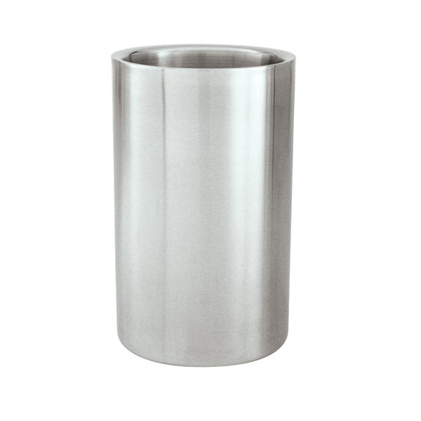 Wine Cooler - 18-10 Stainless Steel, Insulated