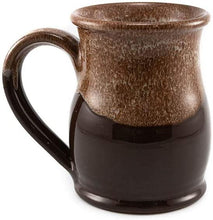 Load image into Gallery viewer, Honey Bear Kitchen Handmade Stoneware 14 oz Mug