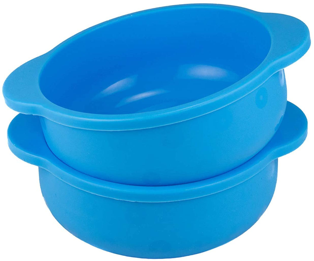 Silicone Snack Bowls