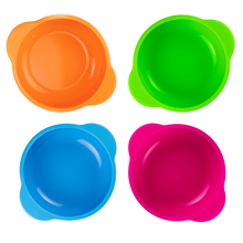Load image into Gallery viewer, Silicone Snack Bowls