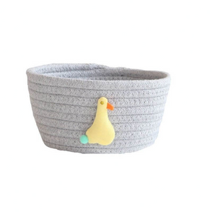 Small Cotton Rope Animal Storage Baskets