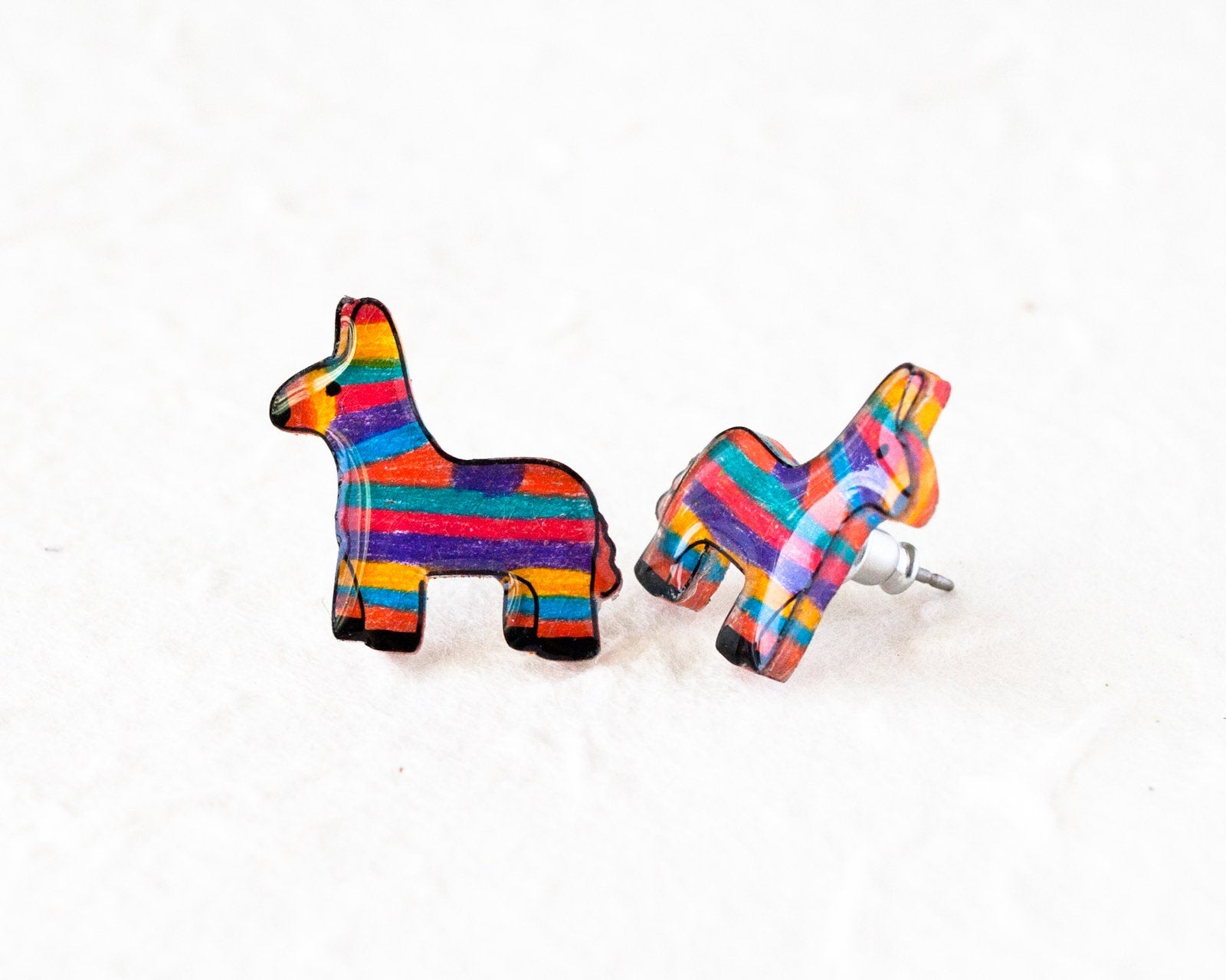 Piñata Stud Earrings