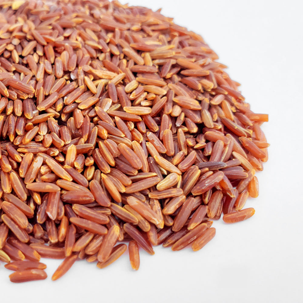 Red Cargo Rice - 28 oz. (800 grams) - Tuppea Brand