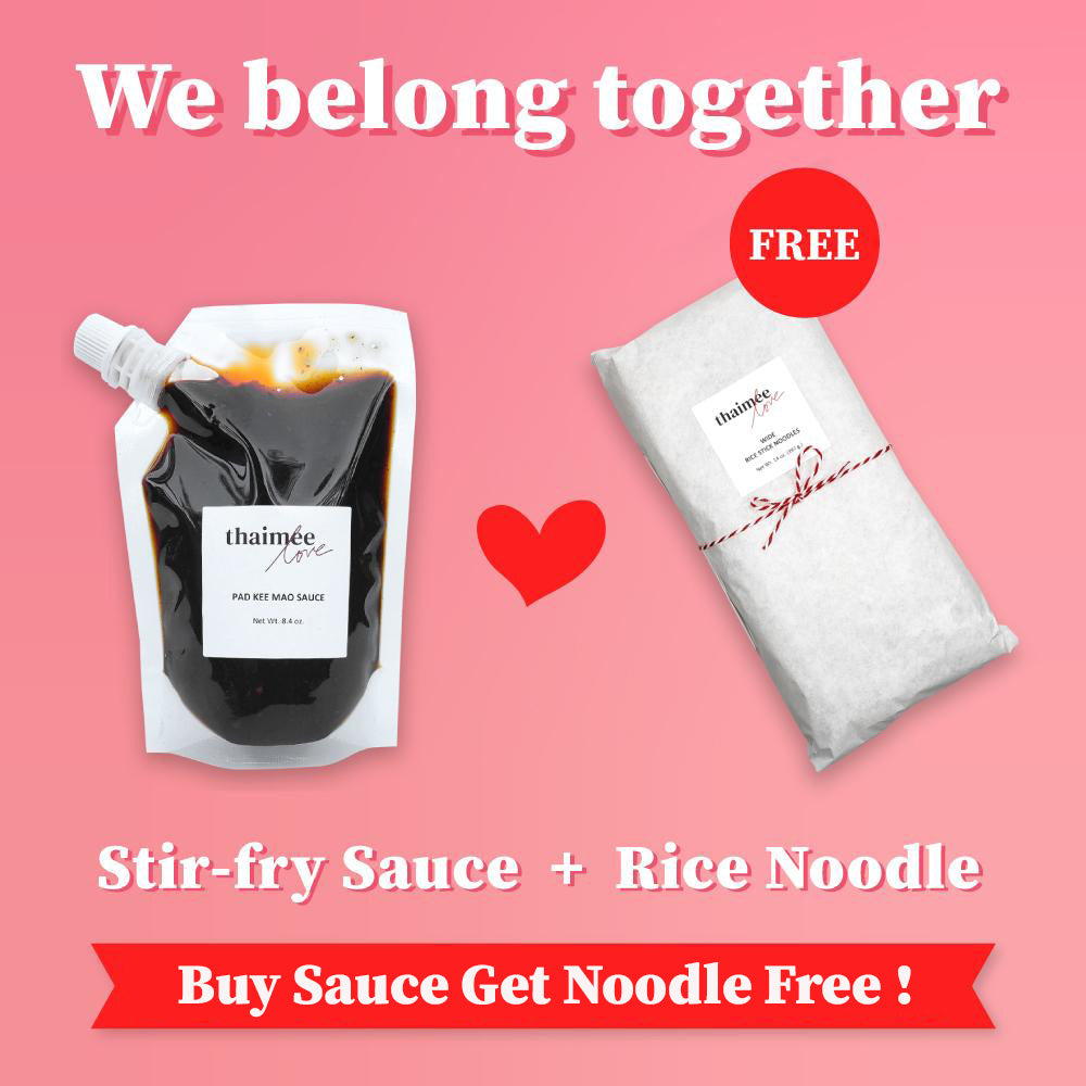 Buy Stir-fry Sauce Sauce Get One Pack of Noodle FREE