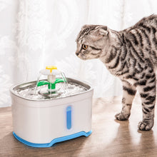 Load image into Gallery viewer, Automatic Cat Drinking Fountain